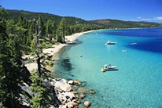 Beautiful Lake Tahoe...so many summer vacation memories.