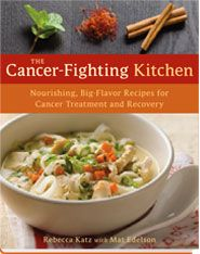 Cooking for chemo patient recipes cancer fighting foods and the cancer fighting kitchen cookbook nourishing big flavor recipes for cancer treatment and recovery cfc by rebecca katz this book has been a godsend forumfinder Choice Image