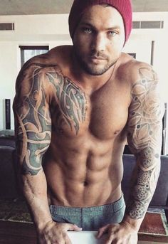Recommend naked tatooed muscle stud seems