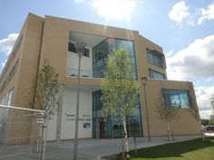 The Engineering Hub - home to the Lincoln School of Engineering. The School works in collaboration with Siemens.