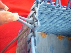 Moje pletení z papíru - Fotoalbum - NÁVOD - NA UZAVÍRKY - NÁVOD NA SLOŽITOU UZAVÍRKU
