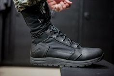 Danner Tachyon boots   sneaker like performance in a boot package image