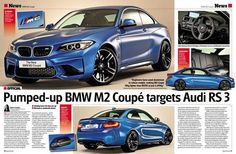 Leaked pictures and specs of BMW's baby M the M2 !!