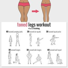 Leg Workout | Posted by: AdvancedWeightLossTips.com