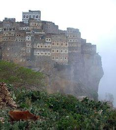 Al-Hadschara, Yemen