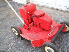 Jacobsen Commercial Push Mower - Lawn Mower Forums : Lawnmower Reviews, Repair, Pricing and Discussion Forum