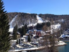 View from my room. Ski Weekends, Trip Planning, Skiing, Italy, Spaces, Mountains, Travel, Outdoor, Beautiful