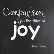 brene brown- if you come to this Pinterest board with a spirit of comparison it will rob you of the joy in others' accomplishments.