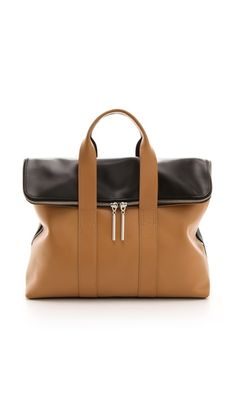 Follow #MaterialWrld and repin this image for a chance to win this bag! 3.1 Phillip Lim 31 Hour Bag