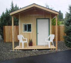 little-shed-house