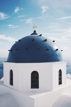 Fira, Santorini, Greece