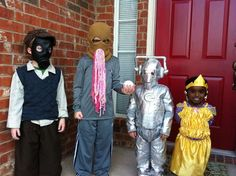 the empty child doctor who costume - Google Search