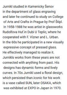 Rudolf Jurnikl Glass Engraving, Artist At Work, Czech Glass, Arts And Crafts, Art And Craft, Art Crafts, Crafting