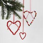 1527 - Søte hjertekranser
