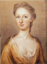 1710 portrait of unknown lady at south carolinas. Henrietta Johnston