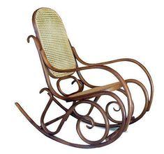 Michael Thonet B825 Bentwood Rocking Chair