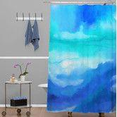 Found it at Wayfair - Jacqueline Maldonado Woven Polyester Rise 2 Shower Curtain