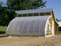 Passive Solar Greenh