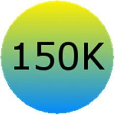 150,000 Visits!