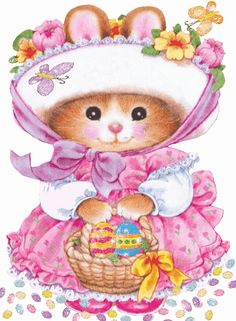 quenalbertini: Let's pin the whole weekend with no pin limits dear friends! Easter Pictures, Cute Pictures, Ostern Wallpaper, Easter Illustration, Bunny Images, Easter Parade, Cute Clipart, Easter Printables, Cat Cards