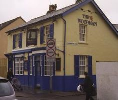 The Woodman, Lower Road, Sutton. The Woodman, Greater London, West London, Surrey, Nostalgia, Public, Building, Buildings, Construction