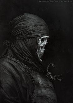 Scorpion Side, Jonathan Gonzalez on ArtStation at http://www.artstation.com/artwork/scorpion-side
