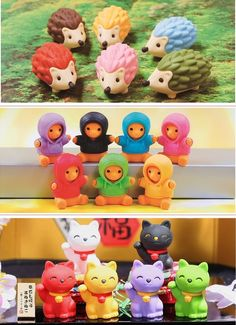 Animal Collectible Puzzle Erasers http://www.pencilthings.com/category-s/51.htm