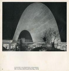 Robert Maillart: grand hall of the Swiss National Exhibiton, Zurich, 1939