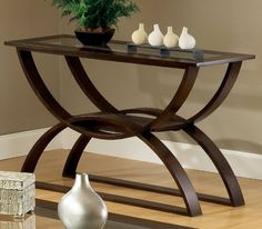 Steve Silver Company Dylan Sofa Table, 48