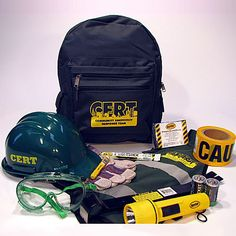 CERT Kit for Community Emergency Response Team Members. Be prepared to assist your community in the event of a disaster. Contact us for quantity discounts and customization Contents of the CERT C.E.R.