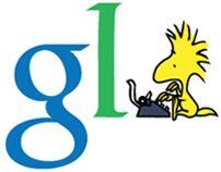 A Peanuts Google Doodle