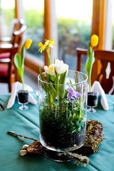 Amazing Spring Terrariums For Home Decor5