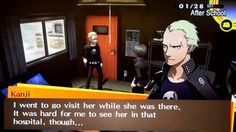 Persona 4 Golden - Kanji's 3rd Tier Persona