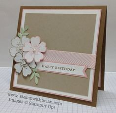 Morning Meadow (hostess), Stampin' Up!, Brian King