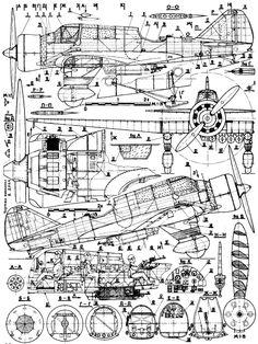 Olda Papica, plastikové modelářství, modely letadel 1/72 | Pohledy do krabiček