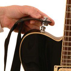 Guitar Strap Lock...Need