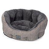 House of Paws Panier pour chien Cornouailles gris en vente sur www.kanizoo.com