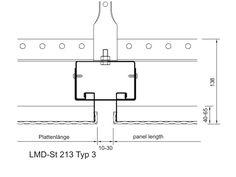 Streckmetalldecken   Lindner Group