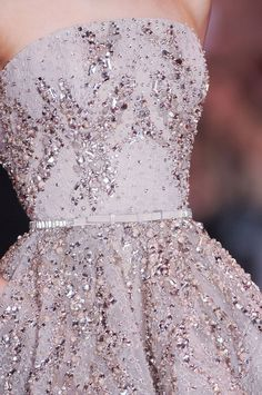 -Elie Saab at Couture Fall 2013 (Details)♥️