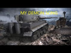 my demon song (world of tanks) World Of Tanks, Original Song, Military Vehicles, Songs, Watch, Youtube, Wold Of Tanks, Bracelet Watch, Clocks