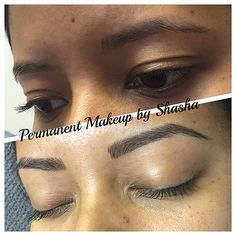 2b1720dfcae2 Microblading Brows Natural 3D Hairstroke brows. Tattoo Removal