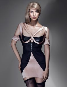 989c8ba9b Luxurious bespoke lingerie and leather accessories.