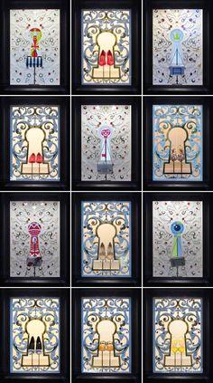 "Check out my @Behance project: ""SS15 DLT Accessory store windows ""Princess"""" https://www.behance.net/gallery/29609303/SS15-DLT-Accessory-store-windows-Princess"