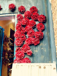 A little bit of Flower in the amazing Art Zone 798 Beijing