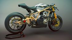 I have a thing for modern sportbikes that have been molded into cafe racer style bikes - Album on Imgur
