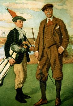 Charles Blair Macdonald, post 1910 by Gari Melchers (American 1860-1932)....Macdonald (1855–1939) was a major figure in early American golf. He built the first 18-hole course in the United States, was a driving force in the founding of the United States Golf Association, won the first U.S. Amateur championship, and is considered the father of American golf course architecture.