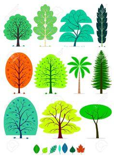 arboles dibujos - Google Search