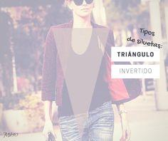 Moda para una mujer de 40: Silueta triángulo invertido... ¡Unos consejos!