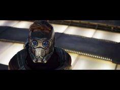 Guardians of the Galaxy 2 - official trailer Chris Pratt Galaxy Movie, Galaxy 2, Teaser, Guardians Of The Galaxy Vol 2, James Gunn, Peter Quill, Zoe Saldana, Chris Pratt, Star Lord