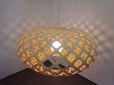 david trubridge: kitset lighting